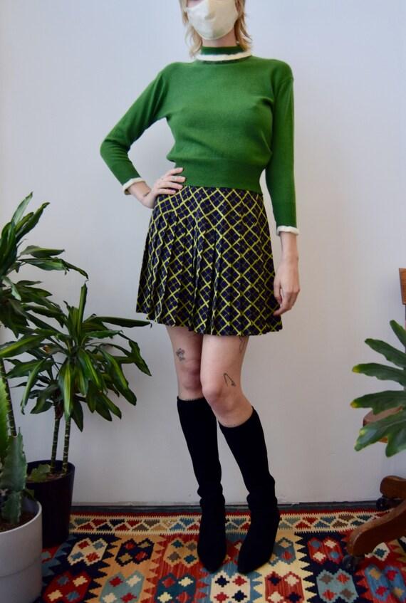 Vintage 1950's Shamrock Jantzen Sweater