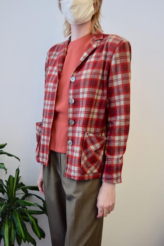 Vintage 1940/'s Penney/'s Wool Jacket
