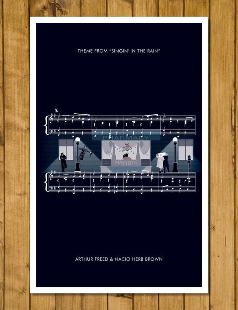 Theme from Singin' in the Rain  Gene Kelly  Arthur Freed image 0