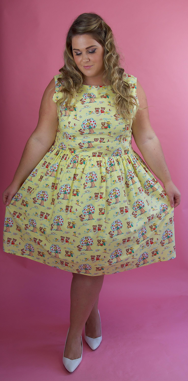 Rockabilly Dresses Plus Size Uk - raveitsafe