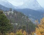 Colorado Autumn Rocky Mou...