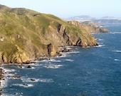 Pacific Coastline Seascap...