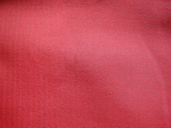 Synthetic silk Traditional Laos style Sinhsarongtube skirtwrap around skirt fabric Red in colour