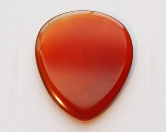 July Birthstone Guitar Pick   Red Agate   Birthday Gift, Anniversary Gift, Graduation Gift - Personalized Men's Gift & Women's Gift
