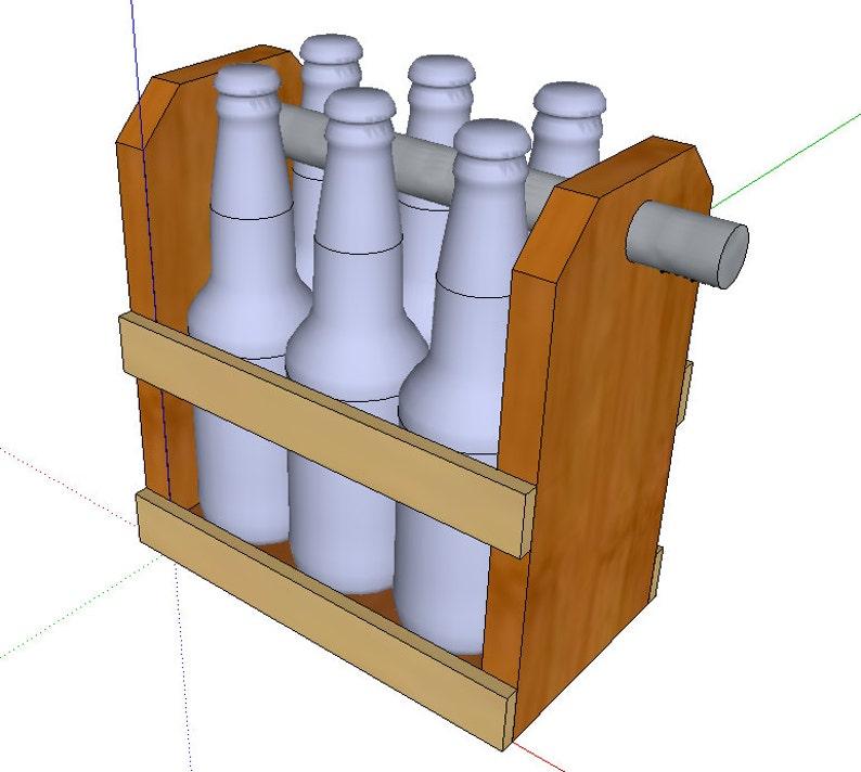 Diy Beer Caddy Simple Plans