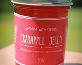 Old Fashioned Homemade Crabapple Jelly
