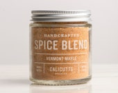 Vermont Maple - Handcrafted Spice Blend - 2.6 ounces in Glass Jar, All-Natural and Gluten Free