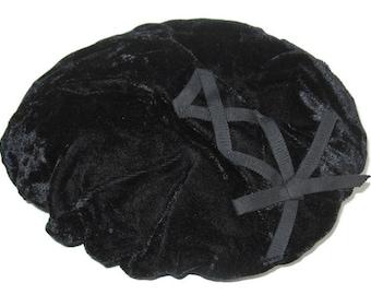 a134dca0d Edwardian beret hat   Etsy