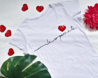 VALENTINES T SHIRT for her
