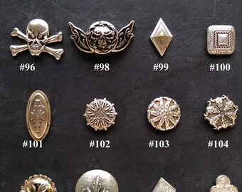 Assorted Conchos (90-108)