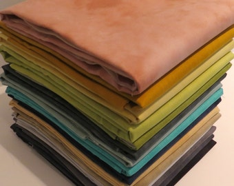 Quilter's Shadow Textured Solids from Stof of Denmark