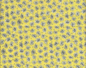 Small Daisies  (Color B)  by Suzuko Koseki for  Yuwa of Japan