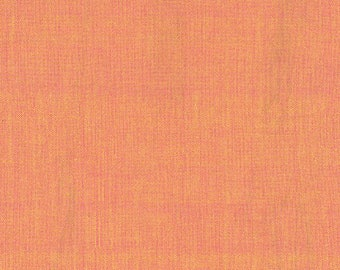 Atomic Tangerine Color 69 Peppered Cotton by Pepper Cory for Studio E Fabrics