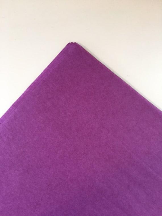 Plum Tissue Paper Sheets Bulk Plum Tissue Paper Premium Plum | Etsy