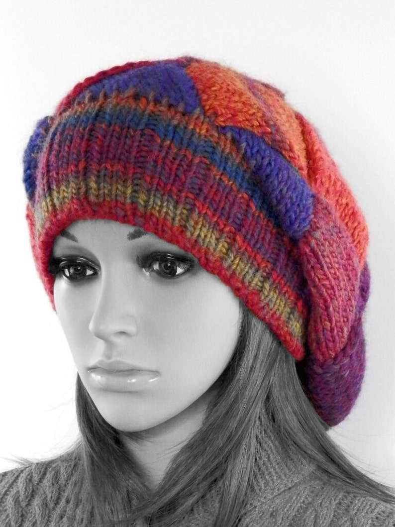 0fb688bcf8e Women winter hats clothing gift women slouchy beanie women
