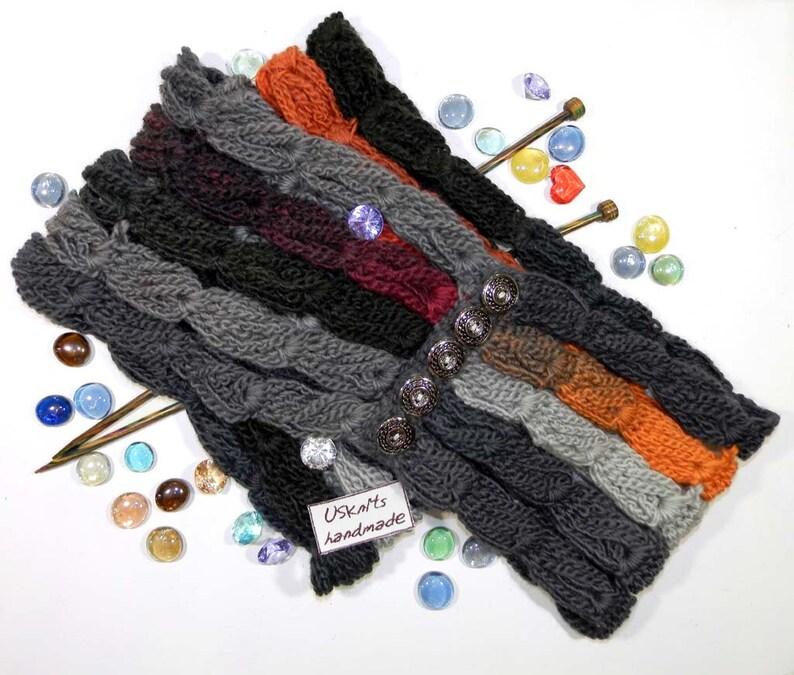 Crochet Infinity Scarf Hand Crochet Scarf Neck Warmer Women Etsy