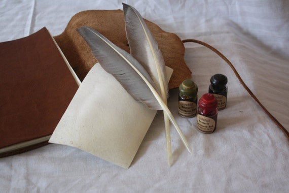 Ye Olde Medieval/Renaissance Writing Kit Set