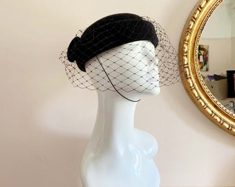 Astral Womens Hat Feather Headwear Hat Clip Party Wedding Bridal Birdcage Veil Hair Accessories