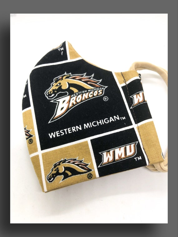 Western Michigan University Masks in Sizes for the Entire Family