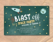 Space Invitation: Childre...