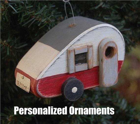 image 0 - Bird House Christmas Decoration