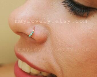 Elegante Dainty Kristall Clip Auf Nasenring Nasenloch Hoop Gefälschte Piercing Mode Körper Schmuck Gold C Form Silber Nase Septum Ring Schuhe