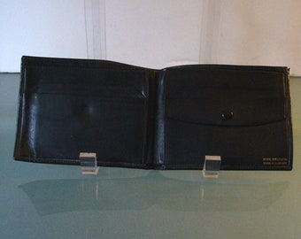 b2330b194a Vintage Fine Calfskin Florence Billfold Wallet Made in Italy