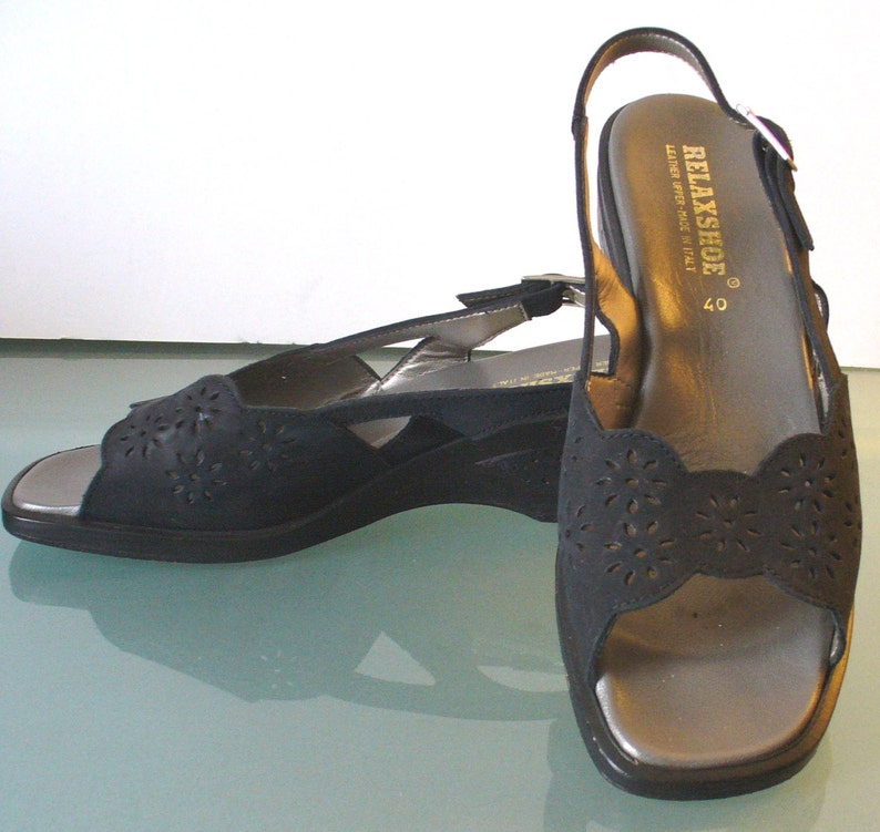 721924ce05c Made in Italy Relaxshoe Walking Sandal