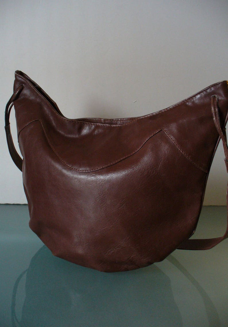 e1148573f5 Made in Italy Leather Hobo Bag by Forty Eight West