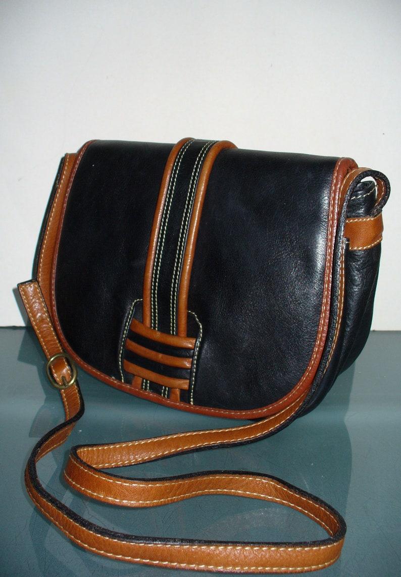 01db36ab401c Peruzzi Made in Italy Leather Crossbody Bag