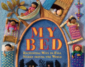 MY BED - autographed picture book
