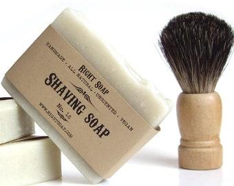 Shaving Soap Natural Soap Shaving Shave Soap Vegan Soap Mens Soap Handmade Soap Mens Shaving Soap Bar Cold Process Soap Natural Shaving Soap