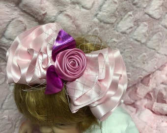 Sleeping Princess  Bow stretch Hairband for baby