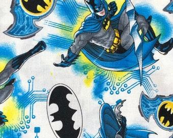 Fabric by the Yard - DC Batman Digital Age