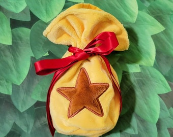 Animal Crossing Bell Bag - Cosplay Pouch / Dice Bag