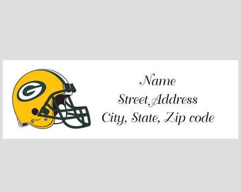cheap address labels dallas cowboys