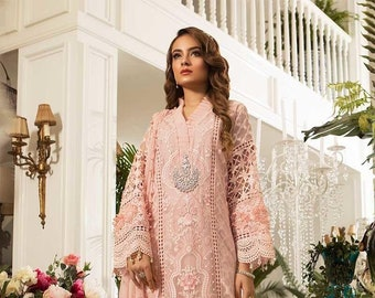 10d73644f0 Pakistani/Indian luxury pret wear made to order women | Etsy