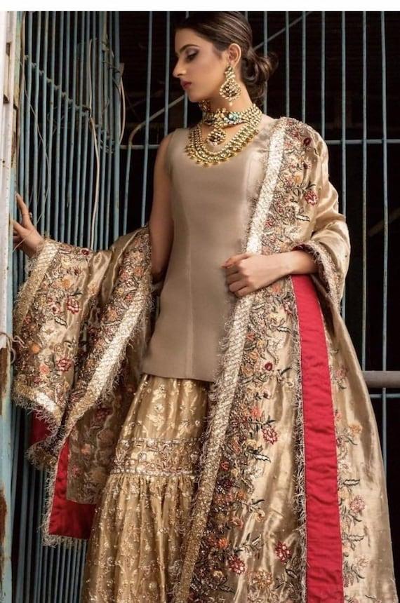 Pakistani Bridal Dress Wedding Gown Bridal Dress Wedding Outfits