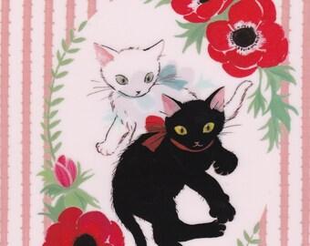 Cats -- New #3097 Darice Embossing Folder