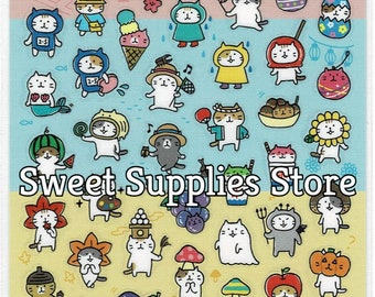 Cat Stickers Flat Rate Shipping