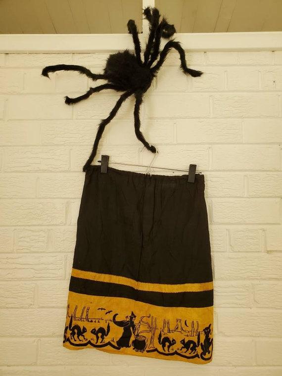 Vintage 1930s 40s Halloween Costume Skirt • Antiqu