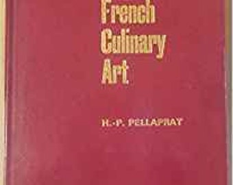 Modern French Culinary Art Hardcover – 1967...Free shipping !!