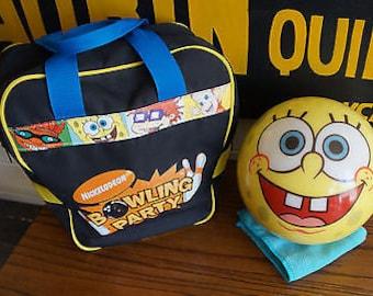 Nickelodeon Brunswick bowling ball...FREE shipping!!