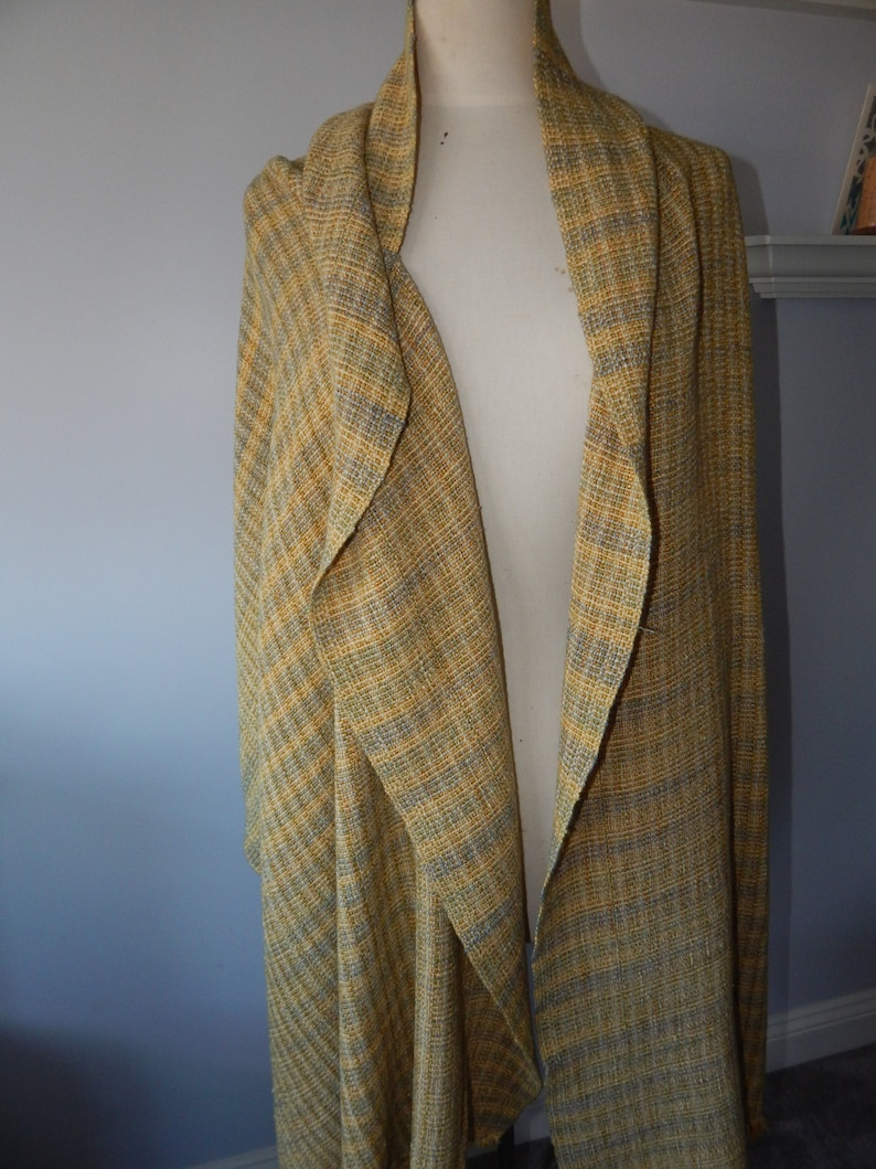 Hand Woven RayonCotton Fabric