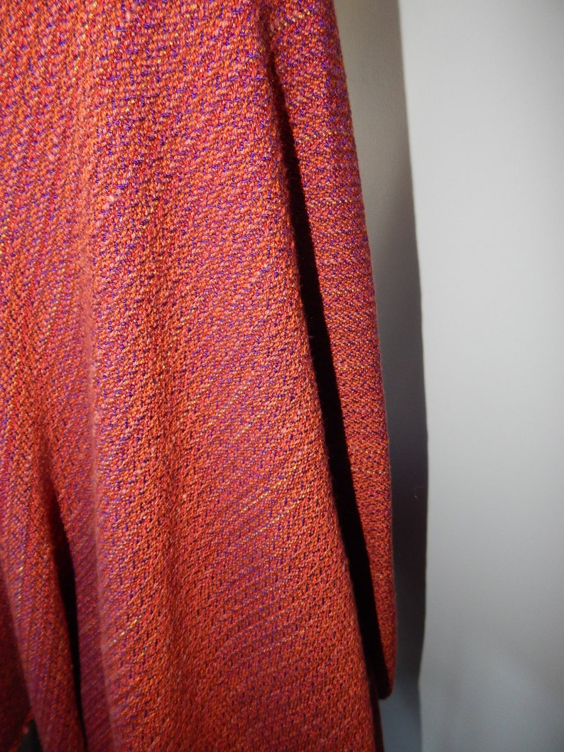Hand Woven Broken Twill Fabric