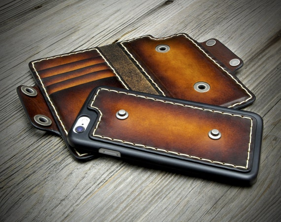 separation shoes b2b43 63335 DETACHABLE iPhone Xs max Leather Case Wallet - Buttons Detachable Case for  iPhone Xs max - Personalized Genuine Leather Sleeve - Best Cover