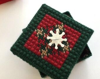 Christmas jewlery box