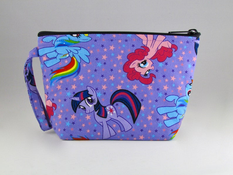 2adcc06e59 My Little Pony Makeup Bag Accessory Cosmetic Bag Pouch