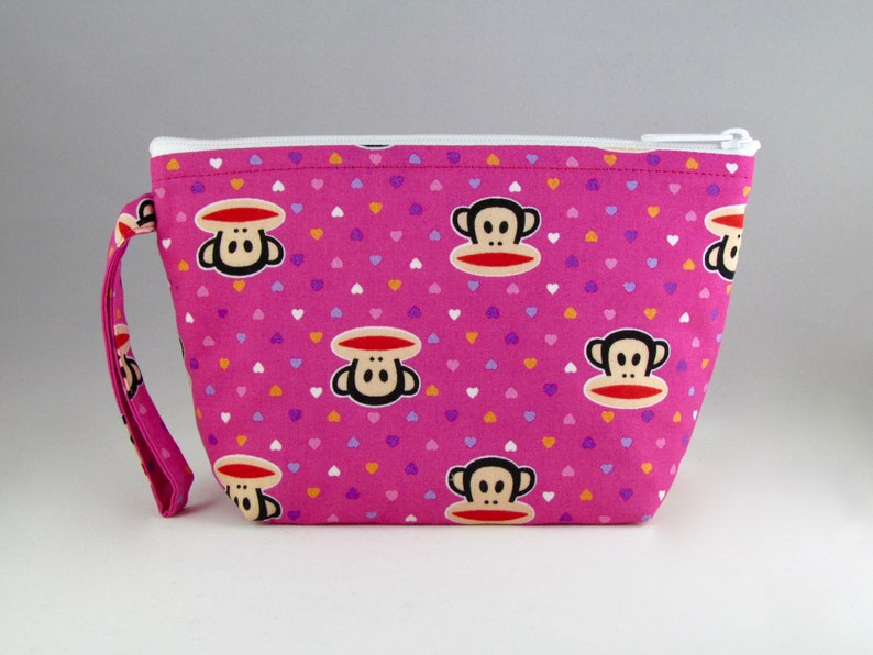 3c6d0cd0c6 Paul Frank Monkeys Makeup Bag Julius the Monkey Accessory