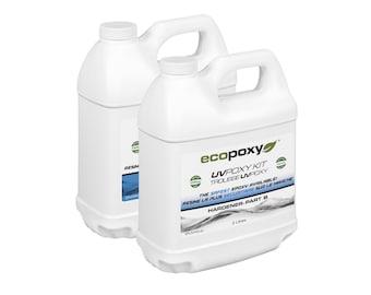 EcoPoxy UVPoxy Eco-friendly Epoxy Resin